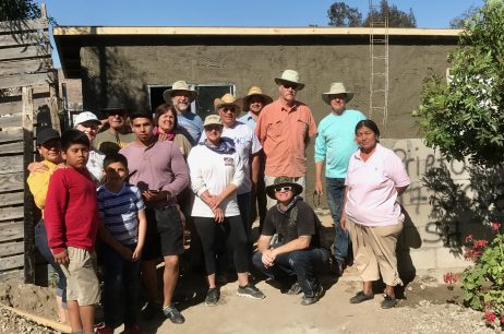 AMOR – we are back from another successful homebuilding trip